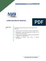 3 Presentaciones Efectivas Capacitación de Adultos