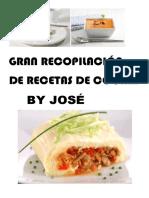 Gran Recopilacion Recetas Cocina