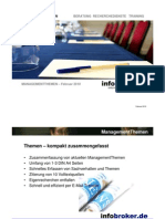 Management Themen Februar 2010