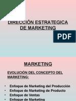 Direccion de marketing