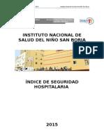 Ish Instituto Nacional de Salud Del Niño Sede San Borja Final Final Final Final