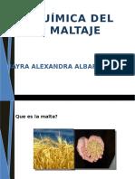 Quimica Del Maltaje