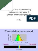 Optyka - kurs wyrównawczy 1 - zwierciadło płaskie.pdf