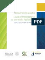 Manual. Los Biofertilizantes y Su Uso en La Agricultura