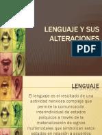 Lenguaje y Sus Trastornos