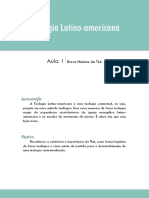 Fnb- Teologia Latino Americana - Aula i