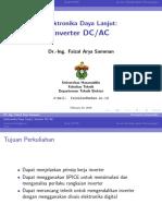 Inverter DC AC