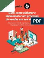 eBook Processo de Vendas Para Startup