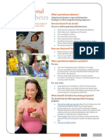 Cdc Gestationaldiabetes