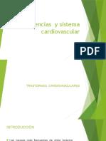 EMERGENCIAS Y SISTEMA CARDIOVASCULAR