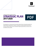Parkland Strategic Plan 2017-2020