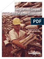 Immigration s Impact on the Texas Economy