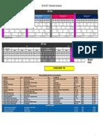 Clerkship Schedule 2016-2017 Final v1
