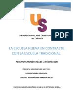 Escuela Nueva - Metodologia Terminado Sergio May