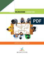 Rapport final du Comité Bilinguisme à Moncton