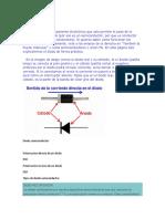 resumen de diodos