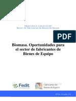 5 Biomasa Opotunidades Para El Sector de Fabricantes de Bienes de Equipo