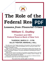 NY Fed President in Gillis