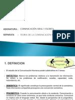 Presentación Comunicacion