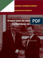 El Nuevo Rector, las competencias y el bachillerato de la UNAM