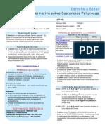 1096sp Hoja Informativa Sustancias Peligrosas PLOMO (NJ)