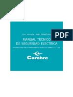 Manual Tecnico de Seguridad Electrica