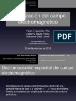 Cuantización Del Campo Electromagnético