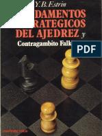 77_Fundamentos Estrategicos Del Ajedrez_Y B Estrin