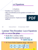 Blasius Solution and Integral Parameters