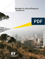 Ey Challenges in Microfinance