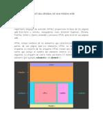 Estructura Pagina Web