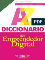 Diccionario Del Emprendedor Digital
