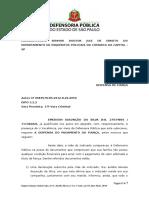 Pedido de Dispensa Da Fiança Porte de Arma Emerson Assunção Da Silva (1)