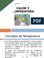 Calor y Temperatura 2° medio