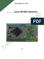 Um9802 Dect Module v2.1