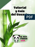 Guía del Usuario de EL OSO PANDA - By JPR504