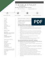 molly staley resume- aga -january 2016