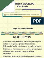 Aula 04 e 05 - Dinâmica de Grupo [História, Prática e Vivências]