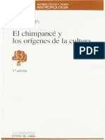 305731789 Sabater Pi J El Chimpance y Los Origenes de La Cultura