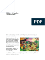 [Cuento Ingles][Libro de La Selva][Ilustrado]