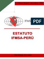 Estatuto 2014 - 2015 - modificado el 14.08.2014