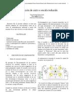 Informe - Carro Automatización Industrial