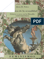Alicia H. Puleo - Dialectica de La Sexualidad. Genero y Sexo en La Filosofia Contemporanea