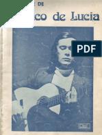 Paco De lucia - Seis Obras Para Guitarra