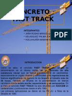 Concreto Fast Track