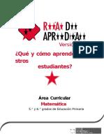 Documentos Primaria MatematicaV