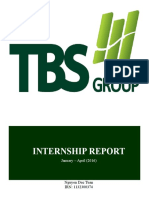 Intership Report