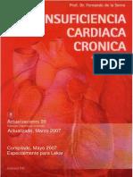 Cardiolosdfefgía Insuficiencia Cardíaca Crónica