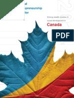 GEM Canada 2014 Report