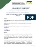 Dialnet-LosEstudiantesUniversitariosAnteLasRedesSociales-3750825